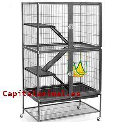Adquiere On-line la jaula para ardillas