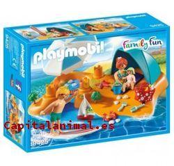 Adquiere Online el acuario de playmobil