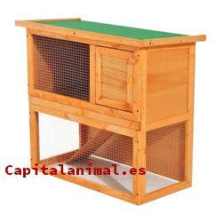 Compra Online la jaula de madera
