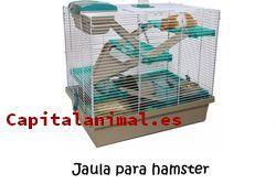 Jaulas para hamster madera - Mejor selección en línea - Top 18