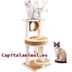 arboles rascadores para gatos baratos
