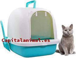 areneros para gatos automatico baratos