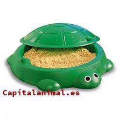 areneros para tortugas baratos