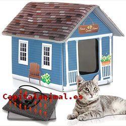 casas para gatos exterior baratos