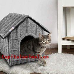 Listado de casas para gatos para comprar desde casa