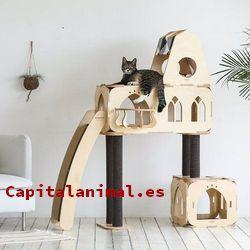 Castillos para gatos ¿Merece la pena su compra?