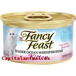 Listado de comidas para gatos para comprar – Las más compradas