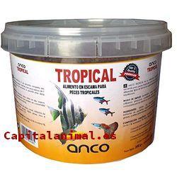 comidas para peces tropicales baratos
