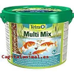 comidas para peces baratos