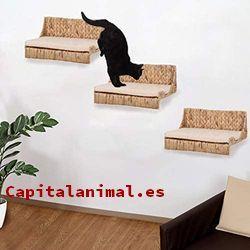 estanterias para gatos baratos