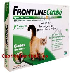 Mejores frontlines para gatos - Mejor selección online