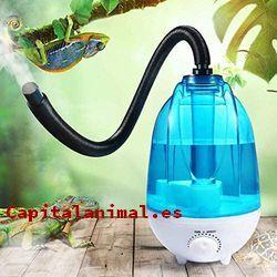 generadores de niebla para reptiles baratos