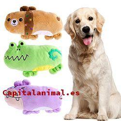 juguetes de peluche para perros baratos