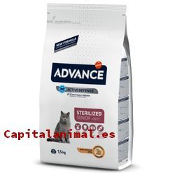 piensos brekkies para gatos baratos