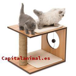 rascadores carrefour para gatos baratos