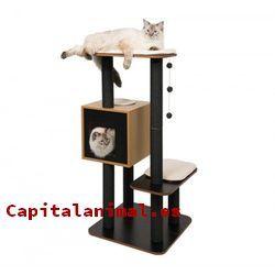 rascadoreses arbol para gatos baratos
