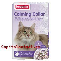 Relajante para gatos Pros y Contras
