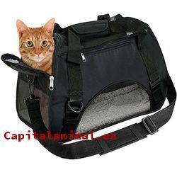 transportines para gatos kiwoko baratos