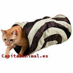 Tunel para gatos: ¿Compensa comprarlos por internet?