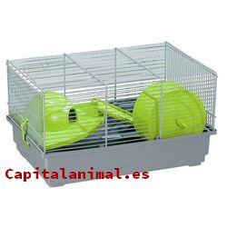 Nuestras 12 más valoradas jaulas para hamster ruso